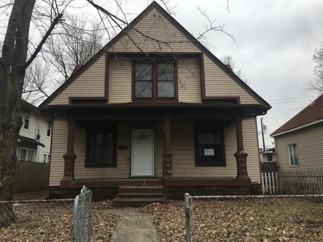 1338 Hiatt Street, Indianapolis, IN 46221 (MLS #21619667) :: Urhome Group