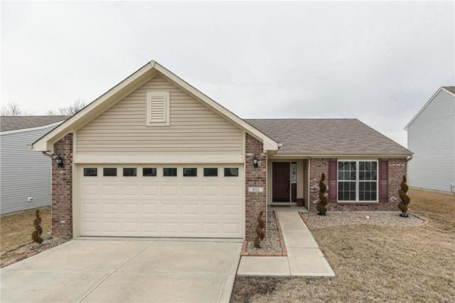 892 Briarstone Drive, Greenwood, IN 46143 (MLS #21619694) :: Mike Price Realty Team - RE/MAX Centerstone