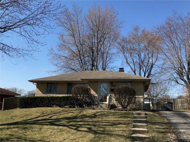 614 Memorial Drive, Beech Grove, IN 46107 (MLS #21619695) :: HergGroup Indianapolis