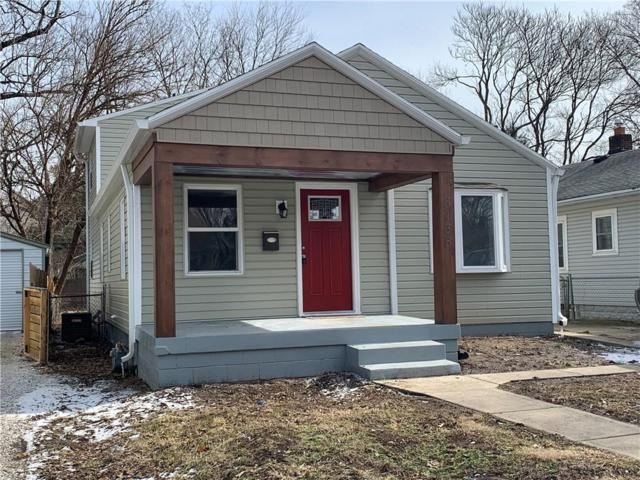 5135 Ralston Avenue, Indianapolis, IN 46205 (MLS #21619697) :: AR/haus Group Realty