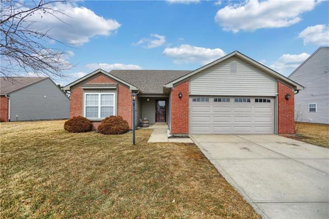 1782 Cold Spring Drive, Brownsburg, IN 46112 (MLS #21619706) :: FC Tucker Company