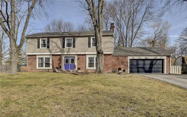 7024 Montroff Circle, Indianapolis, IN 46256 (MLS #21619707) :: The ORR Home Selling Team