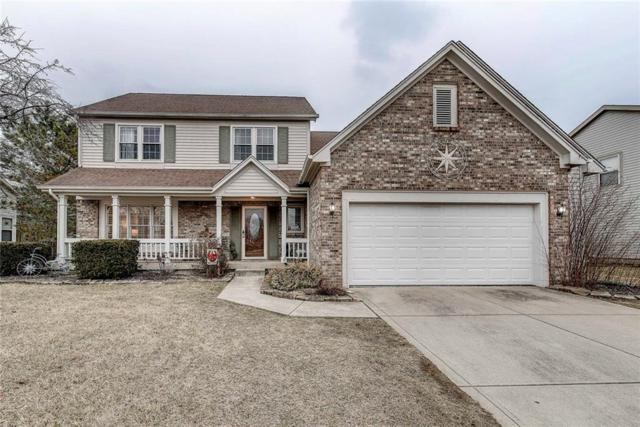 11547 Spyglass Ridge Drive, Fishers, IN 46037 (MLS #21619711) :: Mike Price Realty Team - RE/MAX Centerstone