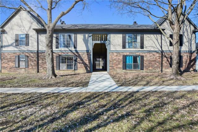 9469 Grinnell Street #54, Indianapolis, IN 46268 (MLS #21619734) :: David Brenton's Team