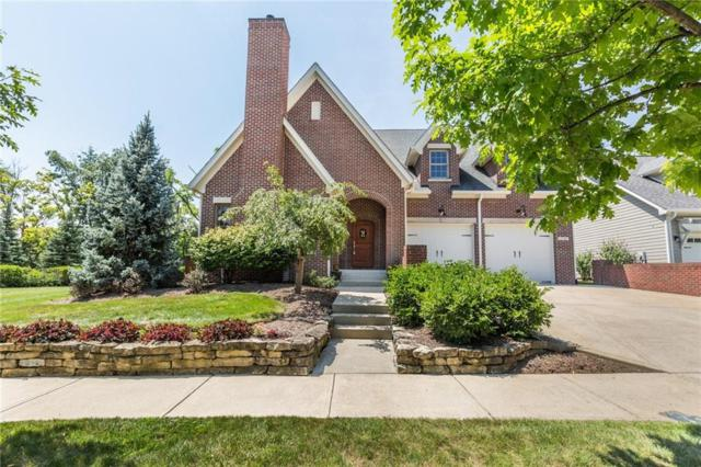 6740 W Stonegate Drive, Zionsville, IN 46077 (MLS #21619765) :: Mike Price Realty Team - RE/MAX Centerstone