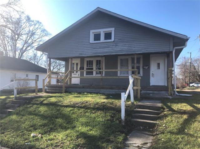 6 S Euclid Avenue, Indianapolis, IN 46201 (MLS #21619785) :: Mike Price Realty Team - RE/MAX Centerstone