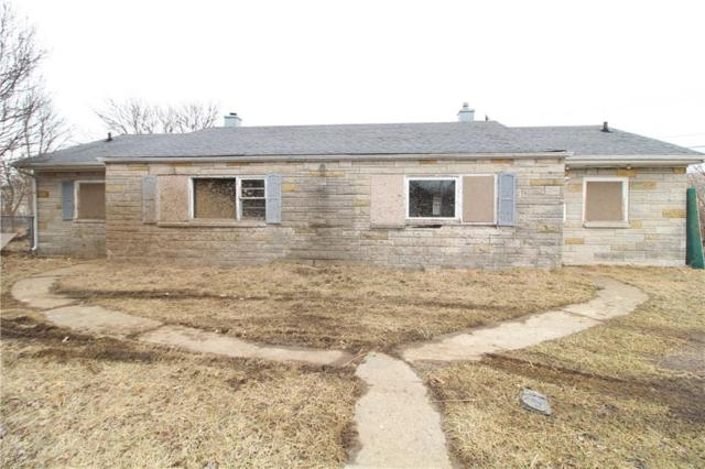 2219 Norden Court, Indianapolis, IN 46219 (MLS #21619802) :: The Evelo Team