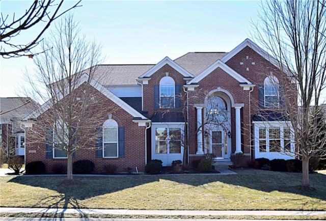14021 Pecos Court, Carmel, IN 46033 (MLS #21619806) :: The ORR Home Selling Team