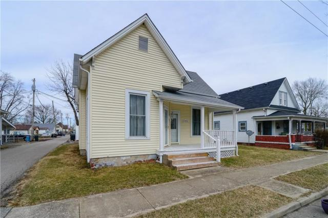 152 First Street, Shelbyville, IN 46176 (MLS #21619813) :: The Evelo Team