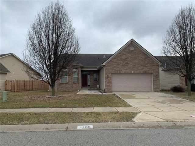 1169 Partridge Drive, Indianapolis, IN 46231 (MLS #21619821) :: FC Tucker Company