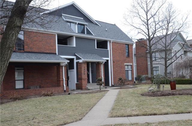 1304 N Alabama Street G, Indianapolis, IN 46202 (MLS #21619866) :: AR/haus Group Realty