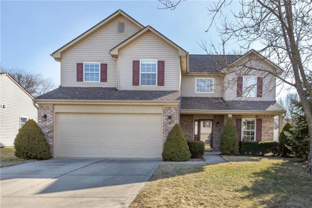 5967 Gadsen Drive, Plainfield, IN 46168 (MLS #21619871) :: Mike Price Realty Team - RE/MAX Centerstone