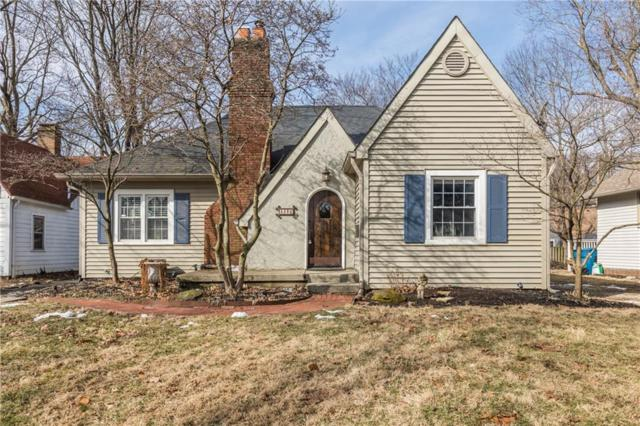 5230 Guilford Avenue, Indianapolis, IN 46220 (MLS #21619876) :: Mike Price Realty Team - RE/MAX Centerstone