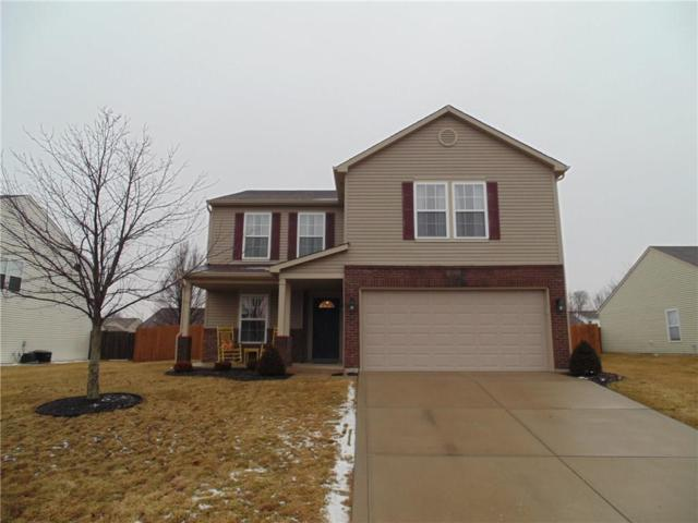 708 Driftwood Circle, Danville, IN 46122 (MLS #21619878) :: Urhome Group