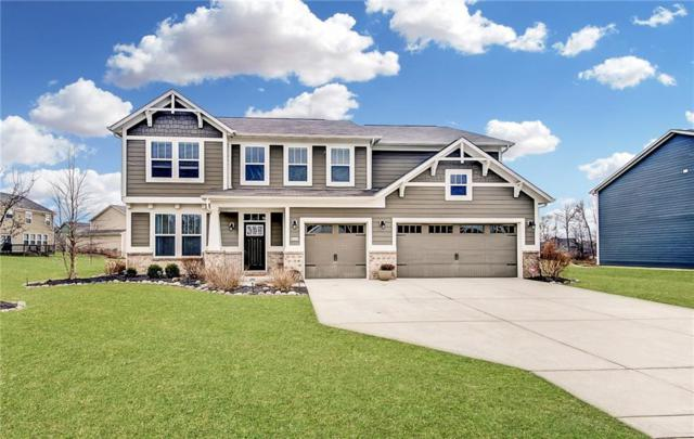 3352 Streamside Drive, Greenwood, IN 46143 (MLS #21619898) :: Mike Price Realty Team - RE/MAX Centerstone
