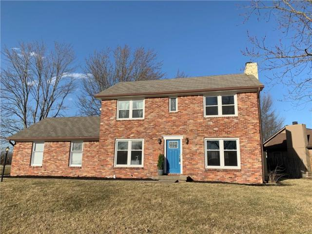 7471 Geist Valley Boulevard, Indianapolis, IN 46236 (MLS #21619909) :: Mike Price Realty Team - RE/MAX Centerstone