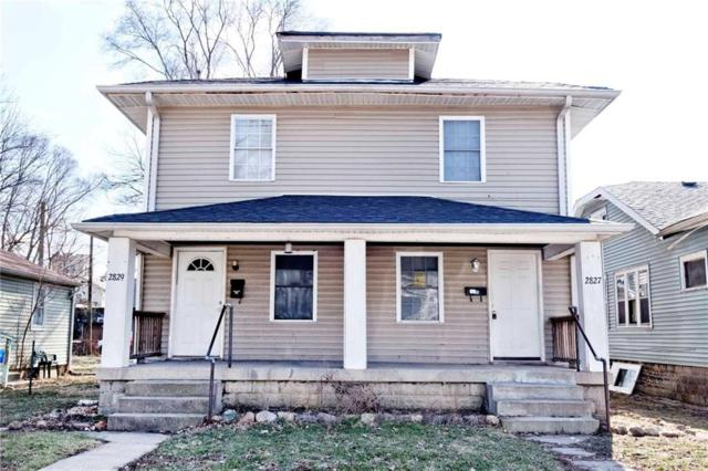 2827-2829 E Vermont Street, Indianapolis, IN 46201 (MLS #21620001) :: HergGroup Indianapolis