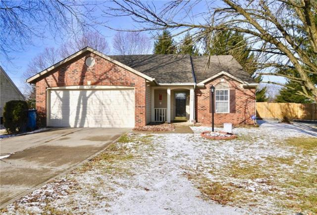 4836 Sheehan Place, Indianapolis, IN 46254 (MLS #21622034) :: FC Tucker Company