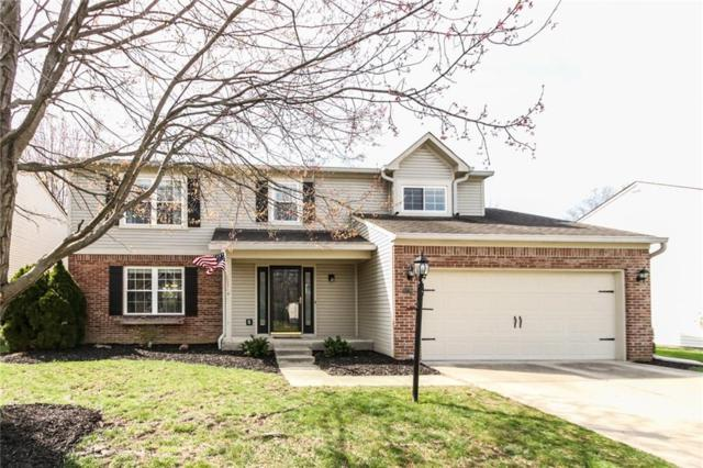 6294 Valleyview Drive, Fishers, IN 46038 (MLS #21622064) :: AR/haus Group Realty
