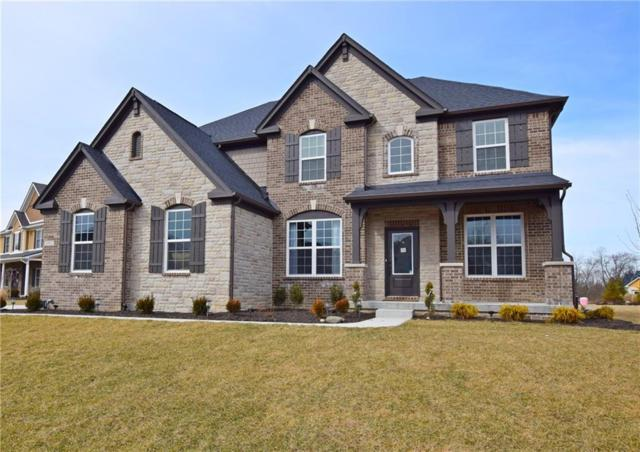 6965 S Foster Ridge Court, Pendleton, IN 46064 (MLS #21622095) :: Mike Price Realty Team - RE/MAX Centerstone