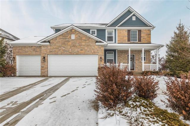 6234 Eagles Nest Boulevard, Zionsville, IN 46077 (MLS #21622100) :: AR/haus Group Realty