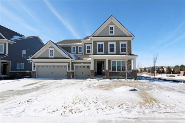 16528 Wilsons Farm Drive, Fishers, IN 46040 (MLS #21622102) :: Mike Price Realty Team - RE/MAX Centerstone