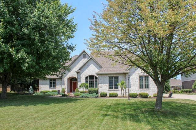 7672 Fieldstone Court, Greenfield, IN 46140 (MLS #21622105) :: Mike Price Realty Team - RE/MAX Centerstone