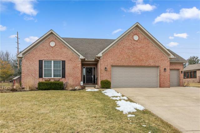 370 Karen Drive, Pittsboro, IN 46167 (MLS #21622124) :: The ORR Home Selling Team