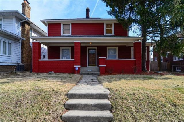 3837 N Central Avenue, Indianapolis, IN 46205 (MLS #21622138) :: AR/haus Group Realty