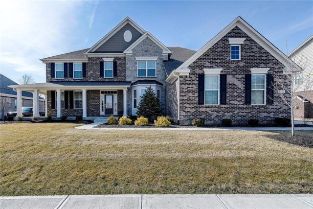 2492 Still Creek Drive, Zionsville, IN 46077 (MLS #21622155) :: AR/haus Group Realty