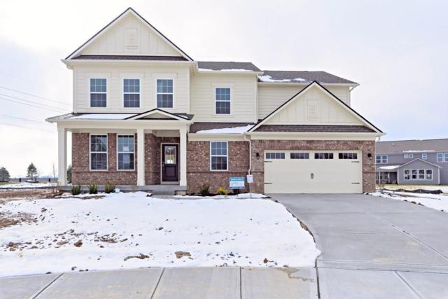 12121 Lantana Lane, Fishers, IN 46037 (MLS #21622169) :: AR/haus Group Realty