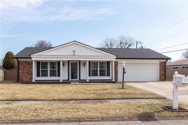 1311 Goldenrod Drive, Indianapolis, IN 46219 (MLS #21622224) :: FC Tucker Company