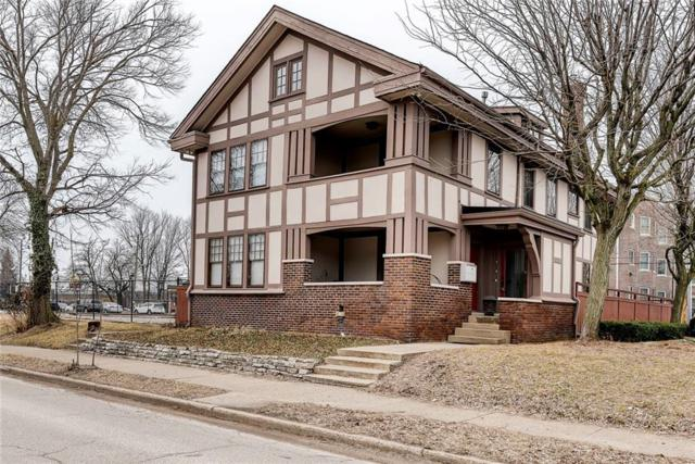 1734 N Pennsylvania Street #4, Indianapolis, IN 46202 (MLS #21622235) :: Mike Price Realty Team - RE/MAX Centerstone