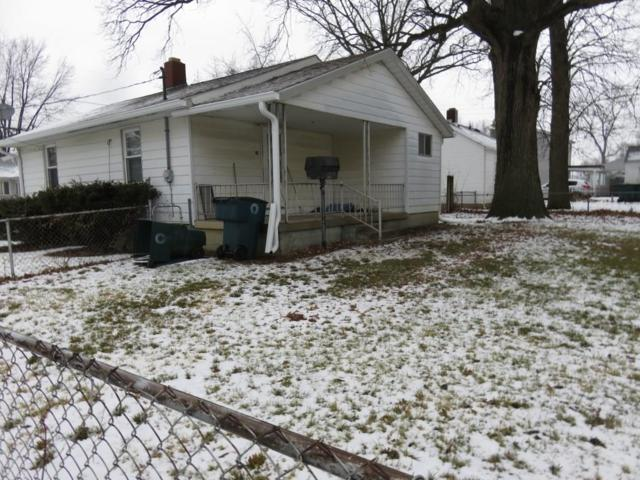 2401 E 8th Street, Muncie, IN 47302 (MLS #21622292) :: The ORR Home Selling Team