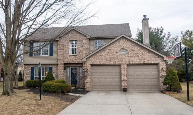 11229 Ashley Place, Fishers, IN 46038 (MLS #21622294) :: Mike Price Realty Team - RE/MAX Centerstone
