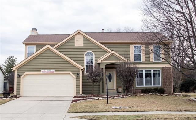 11228 Ashley Place, Fishers, IN 46038 (MLS #21622297) :: Mike Price Realty Team - RE/MAX Centerstone