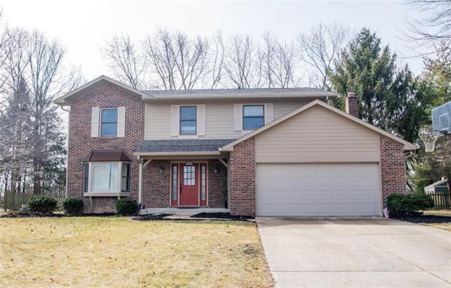 95 Village Place, Zionsville, IN 46077 (MLS #21622376) :: Mike Price Realty Team - RE/MAX Centerstone