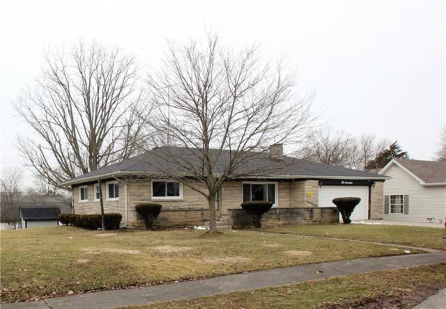 217 Illinois Street, Shirley, IN 47384 (MLS #21622432) :: Mike Price Realty Team - RE/MAX Centerstone