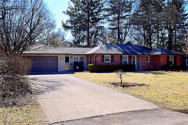 1215 Oak Ridge Drive, Indianapolis, IN 46220 (MLS #21622471) :: Mike Price Realty Team - RE/MAX Centerstone