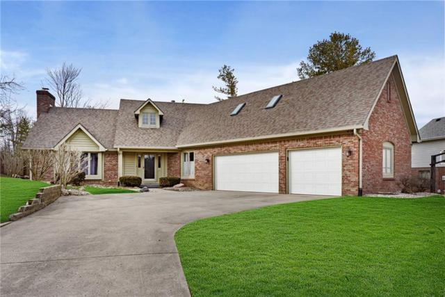 11828 Sand Dollar Court, Indianapolis, IN 46256 (MLS #21622504) :: Mike Price Realty Team - RE/MAX Centerstone
