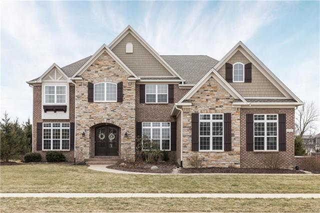 11557 Willow Bend Drive, Zionsville, IN 46077 (MLS #21622551) :: Mike Price Realty Team - RE/MAX Centerstone