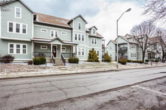 2241 N Scioto Street #1, Indianapolis, IN 46205 (MLS #21622571) :: The Indy Property Source