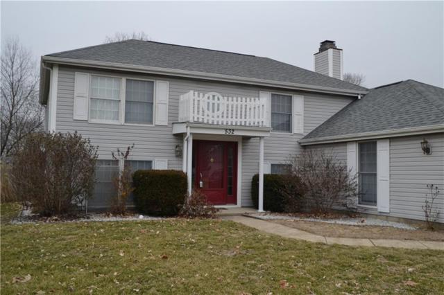 532 Hunters Trail, Greenwood, IN 46142 (MLS #21622573) :: Mike Price Realty Team - RE/MAX Centerstone