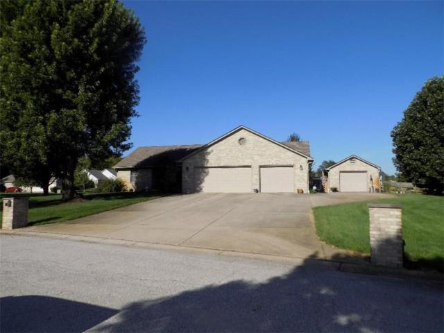 5802 Cross Meadows Drive, Clayton, IN 46118 (MLS #21622575) :: The Indy Property Source