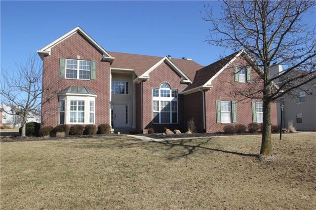 226 W Columbine Lane, Westfield, IN 46074 (MLS #21622577) :: Mike Price Realty Team - RE/MAX Centerstone