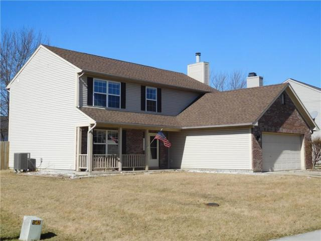 576 Port Drive, Avon, IN 46123 (MLS #21622589) :: Mike Price Realty Team - RE/MAX Centerstone