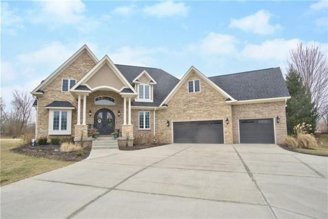 2026 West Haines Pass, Greenfield, IN 46140 (MLS #21622592) :: FC Tucker Company