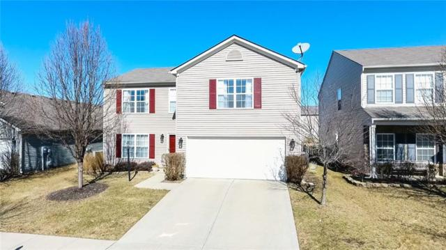 12646 Pinetop Way, Noblesville, IN 46060 (MLS #21622642) :: Mike Price Realty Team - RE/MAX Centerstone
