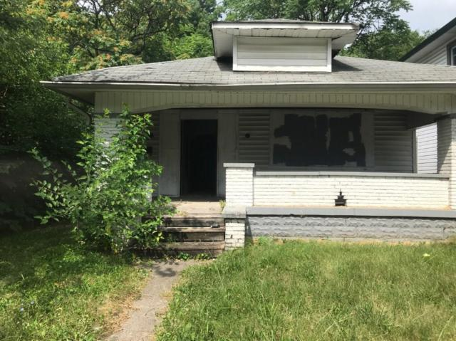 1846 N Dexter Street, Indianapolis, IN 46202 (MLS #21622666) :: Mike Price Realty Team - RE/MAX Centerstone