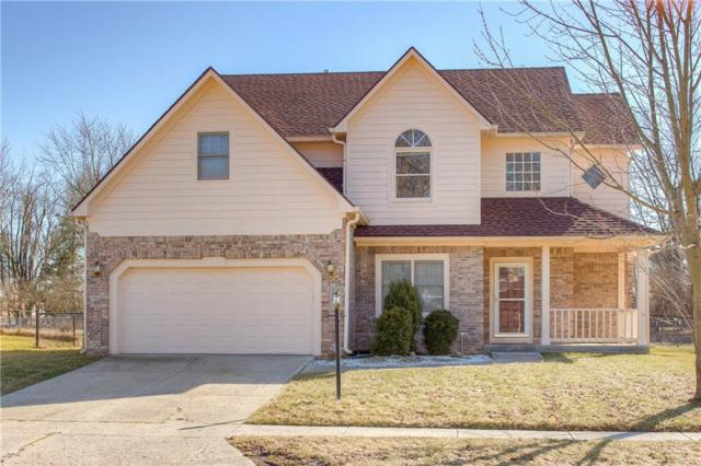 12515 Doe Lane, Indianapolis, IN 46236 (MLS #21622688) :: Mike Price Realty Team - RE/MAX Centerstone